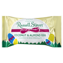 Russell Stover Coconut & Almond Egg Covered In Milk Chocolate