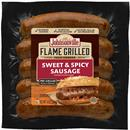 Johnsonville Flame Grilled Fully Cooked Sweet & Spicy Sausage