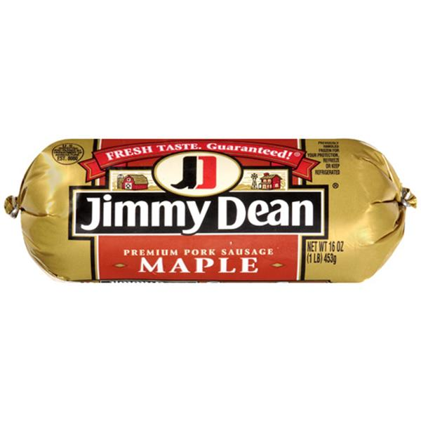Jimmy Dean Premium Pork Sausage Maple | Hy-Vee Aisles ...