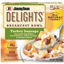 Jimmy Dean Delights Turkey Sausage Breakfast Bowl with Egg Whites, Potatoes, Turkey Sausage, & Cheese