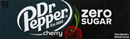 Dr Pepper, Zero Sugar, Cherry 12Pk