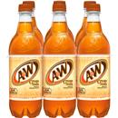 A&W Cream Soda 6 Pack