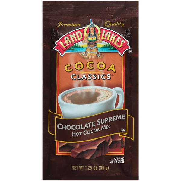 Land O'Lakes Cocoa Classics Chocolate Supreme Hot Cocoa Mix