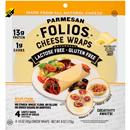 Folios Parmesan Cheese Wraps 4-1.5 oz Wraps