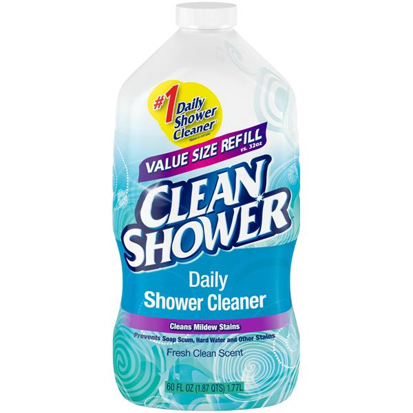 Perfect Clean Shower Daily Shower Cleaner Fresh Clean Scent Refill | Hy ...