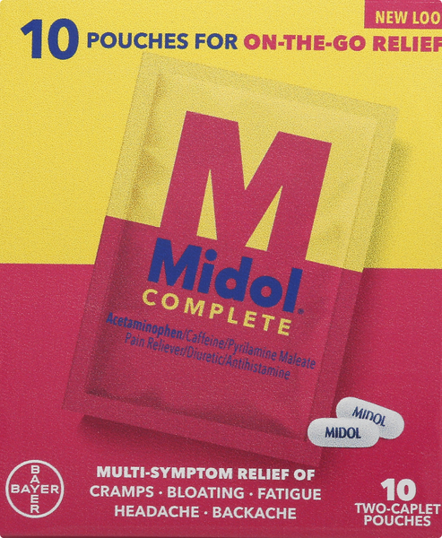 Midol Complete On the Go