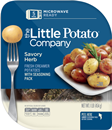 The Little Potato Company Savory Herb Microwave Potatoes