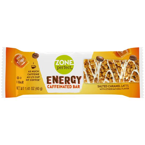 ZonePerfect Energy Salted Caramel Latte Nutrition Bar