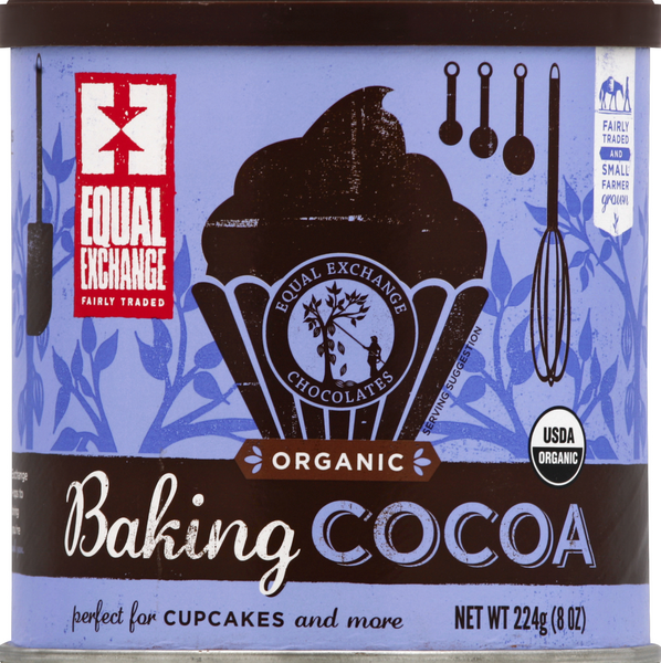 Equal Exchange Organic Baking Cocoa