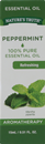 Nature's Truth Pure Peppermint Essential Oil