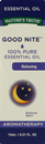 Nature's Truth Aromatherapy Good Nite 100% Pure Essential Oil