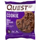 Quest Bar Double Chocolate Chip Cookie